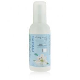 Oogmake-up remover BIO voor normale tot gemengde huid met lelie - 125 ml