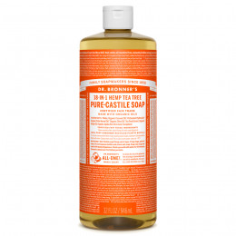 Vloeibare castillezeep - Tea Tree - 946ml