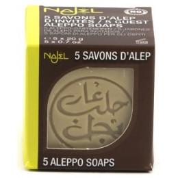 5x Aleppozeep - Gastenzeepjes