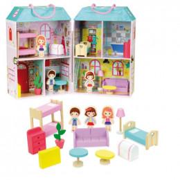 Poppenhuis - vanaf 3 jaar oud