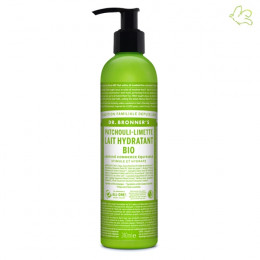 Hand & body lotion - Patchoeli Limoen - 240ml