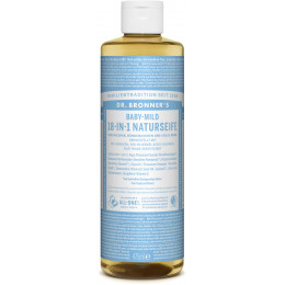 Vloeibare castillezeep - Baby - Zonder parfum - 473ml