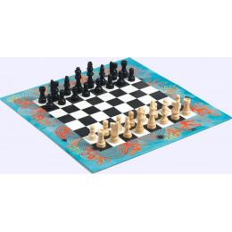 Traditioneel Gezelschapsspel - Schaakbord
