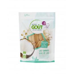 Kokosnootkoekjes - 50 g