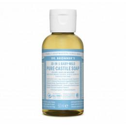 Vloeibare castillezeep - Baby - Zonder parfum - 59ml