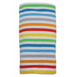 Inbakerdeken - Bio katoen - Happy Stripes