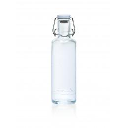 Glazen fles - 600 ml - Einfach nur Wasser