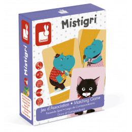 kaartspel Mistigri - vanaf 4 jaar