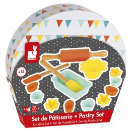 Patisserieset Happy Day - vanaf 3 jaar