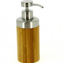 Vloeibare zeepdispenser bamboe