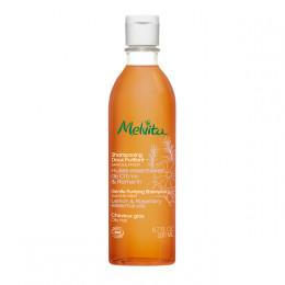 Zachte shampoo - Citroen en rozemarijn - Vet haar