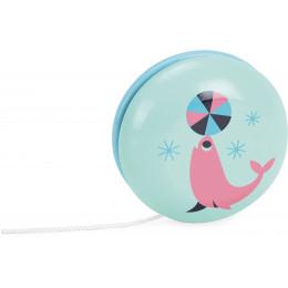 Retro jojo 'zeeleeuw' - vanaf 5 jaar