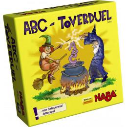 Betoverend Letterspel - ABC-toverduel