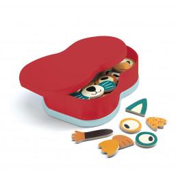 Magnetisch Kinderspel Inzebox - Animo
