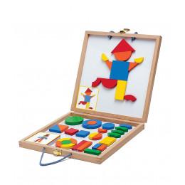 Magnetisch Kinderspel - Géoforme