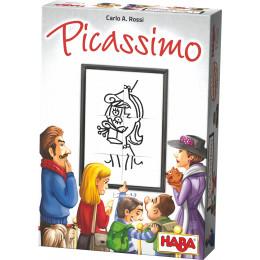 Artistiek Gezelschapsspel - Picassimo
