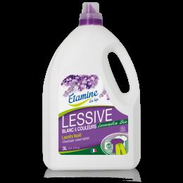 Vloeibaar wasmiddel wit en kleur 3 L