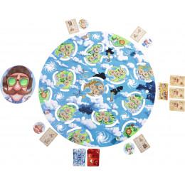 Gezelschapsspel '13 eilanden' - vanaf 6 jaar