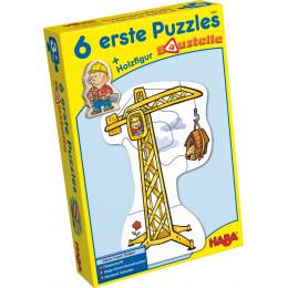 6 Eerste Puzzels - Bouwwerf