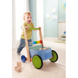 Superleuke wagen om te leren lopen - vanaf 10 maanden