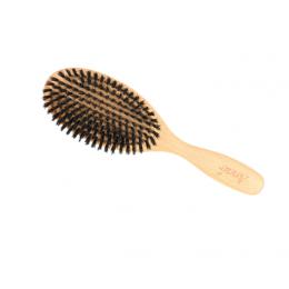 Brede haarborstel - Beukenhout