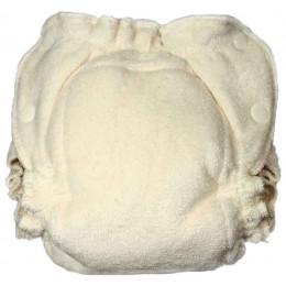 Wasbare luier van biologisch katoen - verstelbaar in verschillende maten