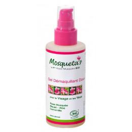 Cleansing gel - Mosqueta's Rose Biologisch