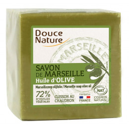 Marseille zeep blok -  600 gr
