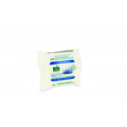Disques démaquillants biodégradables en coton - à l'eau micellaire