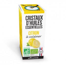 Essentiële olie kristallen om te koken - citroen - 18 g