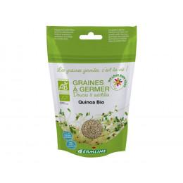 Ontkiemende zaden - Quinoa Bio