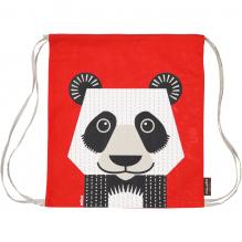 """Kinder rugzak in BIO katoen """"Panda"""""""