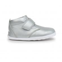 Sneakers 729004 Ziggy Silver Step-up Street