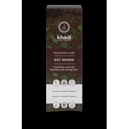 Permanente haarkleuring op basis van planten - hazelnoot bruin - 100 g
