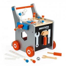 Magnetische gereedschapswagen - Bricokids