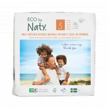 Ecologische wegwerpluiers - Maat 5 Junior - 11 tot 25kg (23 stuks)