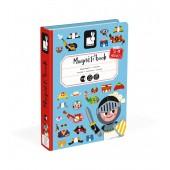 Magneti'book Kostuums jongen vanaf 3 jaar