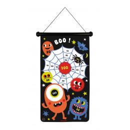 Magnetisch dartbord Monsters vanaf 4 jaar