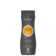 2-in-1 Sport - Shampoo & douche - 473 ml Super Leaves