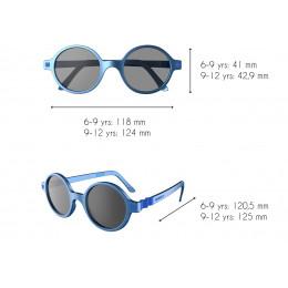 Zonnebril voor kinderen van 6 tot 12 jaar - Sun RoZZ - BLUE