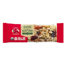 100% biologische reep - Québec Cranberry Carnival 1 x 40 g