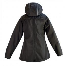 Draagjas alle-seizoenen met afneembare voering Combo - Black / Lava stone grey