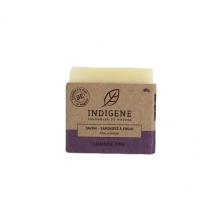 Savon saponifié à froid - Lavande fine - 100 g
