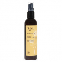 Biologische Nigella olie - zwarte komijnolie - 125 ml