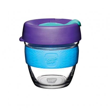 Glazen beker - Brew silicoon - Small 227 ml