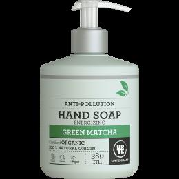 Anti-vervuilings handzeep - groene matcha - pompfles van 380 ml