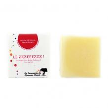 'Le Zzzeeezzz !' Verzorging zeep en shampoo - 100 g
