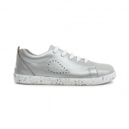 Schoenen Kid+ sum - Grass Court Casual Shoe Silver - 832405
