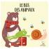 Reiskoffer boek en puzzel - De dierenbus - Vanaf 3 jaar