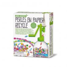 Parelfabriek gerecycleerd papier - vanaf 5 jaar